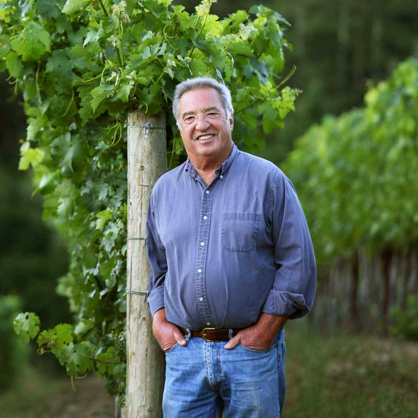 Michael Wolf Vineyard Manager