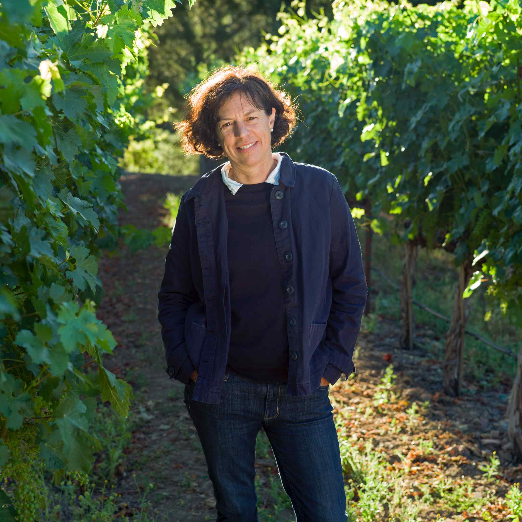 Francoise Peschon Winemaker Heimark Vineyard